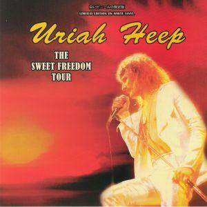 URIAH HEEP - The Sweet Freedom Tour