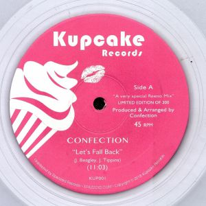 CONFECTION - Let's Fall Back (reissue)
