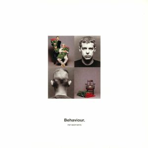 PET SHOP BOYS - Behaviour (reissue)