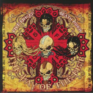 FIVE FINGER DEATH PUNCH - The Way Of The Fist (reissue)