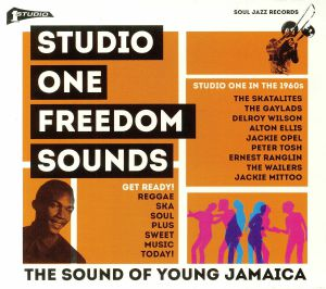 VARIOUS - Studio One Freedom Sounds: Studio One In The 1960s