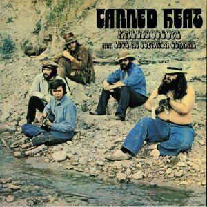 CANNED HEAT - Kaleidoscope aka Live At Topanga Corral (reissue)