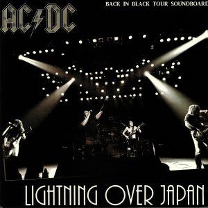 AC/DC - Lightning Over Japan