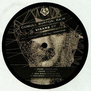 CUMULI/BVRTON/RA H - Visare EP
