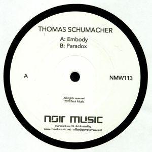 SCHUMACHER, Thomas - Embody