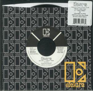 DOORS, The - Hello I Love You (50th Anniversary) (mono)