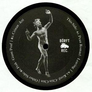 PEAN ROMEL/KORD/FRAK/CRINAN - Borft Dance Classics Vol 2