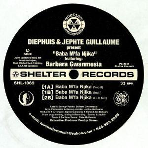 DIEPHUIS/JEPHTE GUILLAUME feat BARBARA GWANMESIA - Baba M'fa Njika