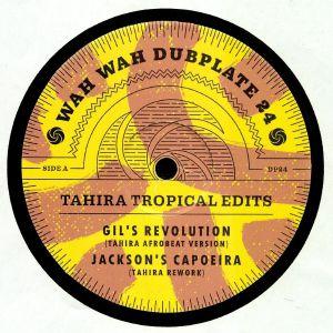 DJ TAHIRA - Tahira Tropical Edits