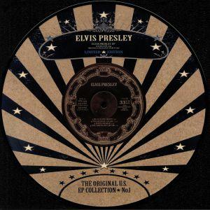 PRESLEY, Elvis - The Original US EP Collection 1
