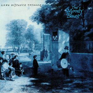 MOODY BLUES, The - Long Distance Voyager (reissue)