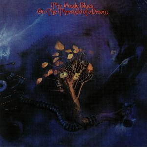 MOODY BLUES, The - On The Threshold Of A Dream (reissue)