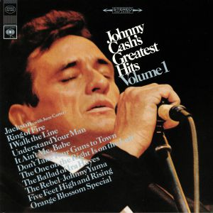 CASH, Johnny - Johnny Cash's Greatest Hits: Volume 1