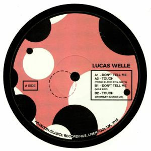 WELLE, Lucas - Touch EP