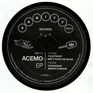 ACEMO - AceMo EP