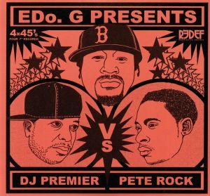 EDO G - DJ Premier vs Pete Rock