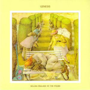 GENESIS - Selling England By The Pound (reissue)