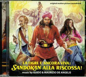 GUIDO & MAURIZIO DE ANGELIS - La Tigre E Ancora Viva: Sandokan Alla Riscossa! (Soundtrack)