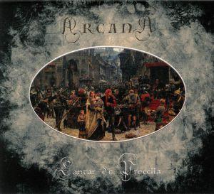 ARCANA - Cantar De Procella (reissue)