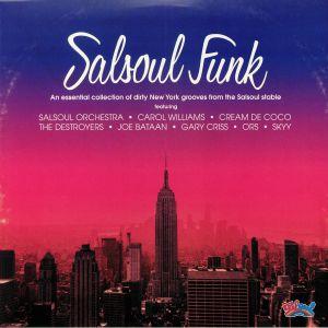 VARIOUS - Salsoul Funk
