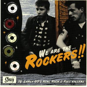 VARIOUS - We Are The Rockers Vol 2