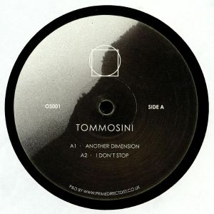 TOMMOSINI - Another Dimension EP