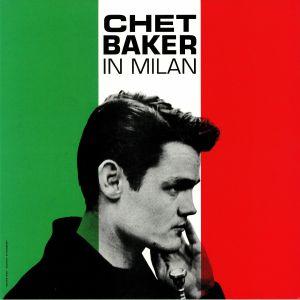 BAKER, Chet - In Milan (reissue)