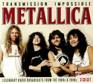 METALLICA - Transmission Impossible