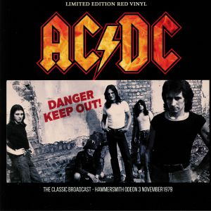 AC/DC - Danger: Keep Out!