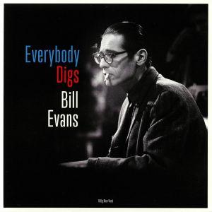 EVANS, Bill - Everybody Digs Bill Evans