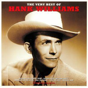 WILLIAMS, Hank - The Very Best Of Hank Williams