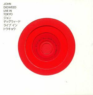 DIGWEED, John/VARIOUS - Live In Tokyo