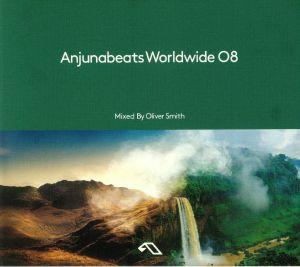 SMITH, Oliver/VARIOUS - Anjunabeats Worldwide 08