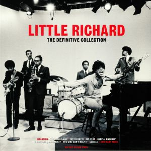 LITTLE RICHARD - The Definitive Collection