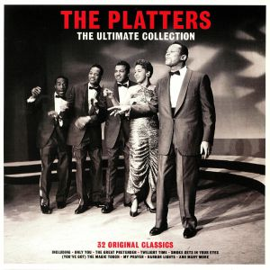 PLATTERS, The - The Ultimate Collection