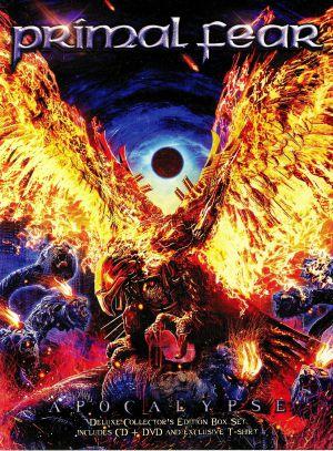 PRIMAL FEAR - Apocalypse (Deluxe Collector's Edition)
