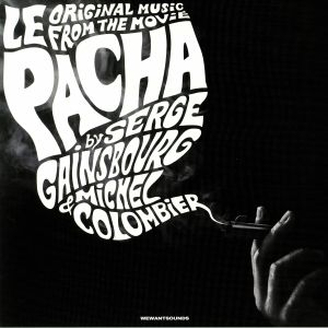 GAINSBOURG, Serge/MICHEL COLOMBIER - Le Pacha (Soundtrack)