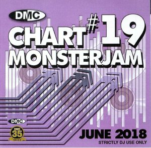 VARIOUS - DMC Chart Monsterjam #19 June 2018 (Strictly DJ Only)