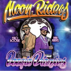 MOON RIDERS - Boogie Diaries
