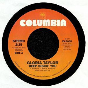 TAYLOR, Gloria - Deep Inside You