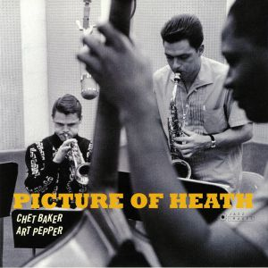 BAKER, Chet/ART PEPPER - Picture Of Heath
