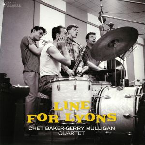 BAKER, Chet/GERRY MULLIGAN - Line For Lyons