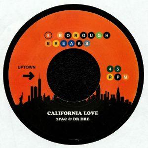 2PAC/DR DRE/RONNIE HUDSON - California Love