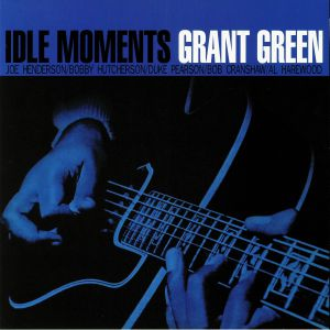 GREEN, Grant - Idle Moments (reissue)