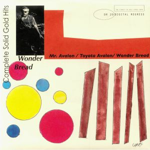 WONDER BREAD - Complete Solid Gold Hits