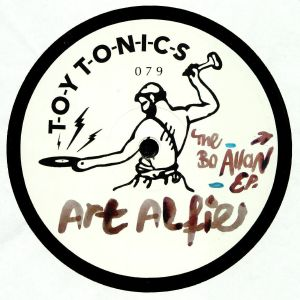 ART ALFIE - The Bo Allan EP