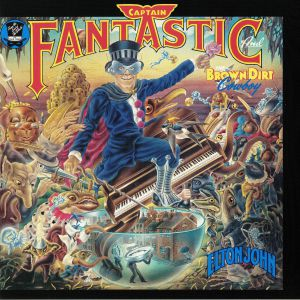 JOHN, Elton - Captain Fantastic & The Brown Dirt Cowboy (reissue)