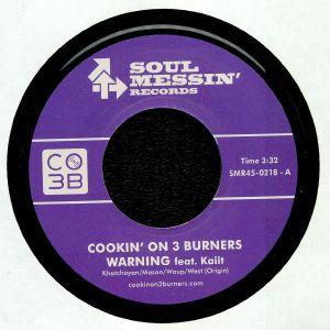 COOKIN' ON 3 BURNERS - Warning