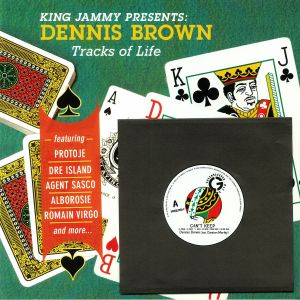 BROWN, Dennis/KING JAMMY - King Jammy Presents: Dennis Brown Tracks Of Life