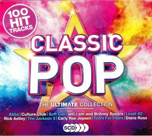 VARIOUS - Classic Pop: The Ultimate Collection